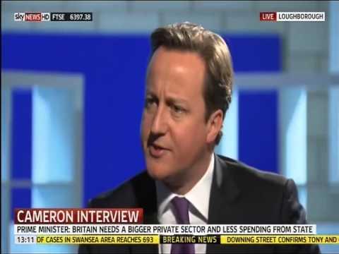 David Cameron -