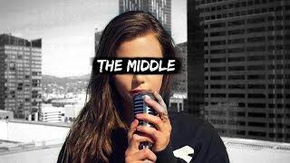 The Middle - Zedd, Marren Morris, Grey (Tiffany Alvord Cover)