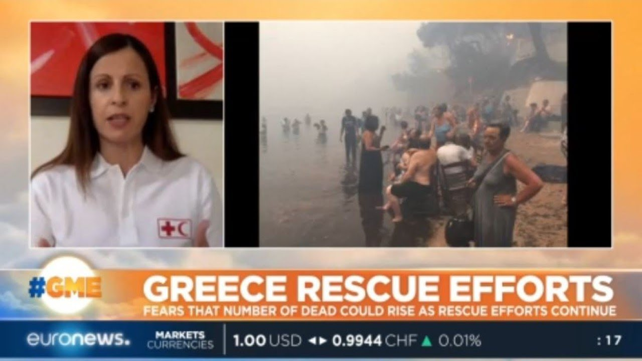 Greece Rescue Efforts: fears that number of dead could rise as rescue efforts continue