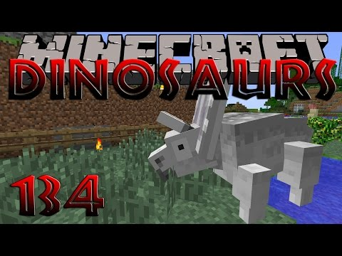 Minecraft Dinosaurs Part 134 Comet Landing and Archaeopteryxs Color