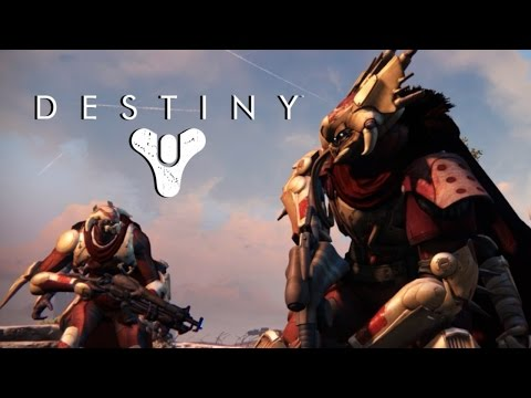 Destiny - First Mission Walkthrough (Gameplay/Commentary)