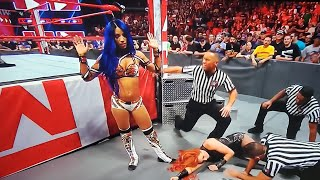 Sasha Banks TURNS HEEL 2019! BREAKING: Sasha Banks Returns To WWE Reveals New Look