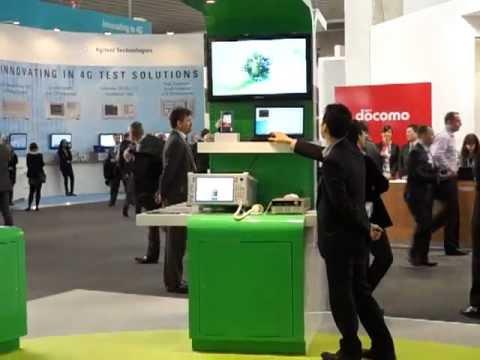 MWC 2013: Anritsu handset testing products