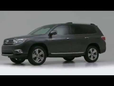 2013 Toyota Highlander Video