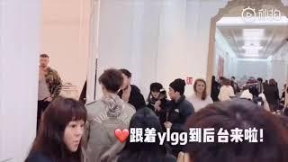 20190118 PLANET【炎亞綸在Zadig & Voltaire秀場後台】