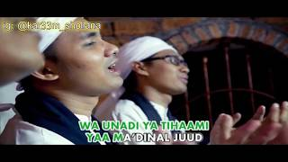 Download Lagu sholawat menyentuh hati, Tholama Asyku Ghoromi by KAR33M Gratis STAFABAND
