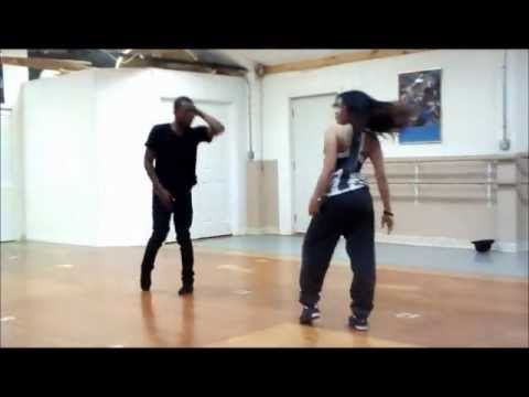 Ayla Orteza ft. Javy Faison:: This girl - Laza Morgan (dance...