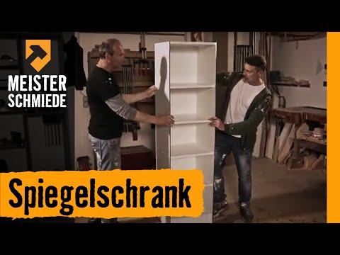 06:39 Spiegelschrank HORNBACH Möbel Selber Bauen