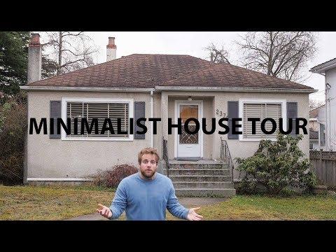 Minimalist House Tour