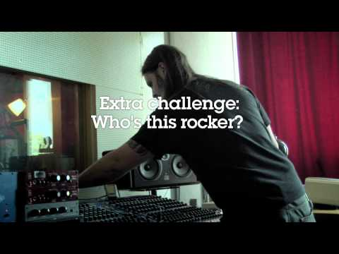 Imperial State Electric - The Making of the Rock Science Anthem - Episode 2: The Riff Challenge