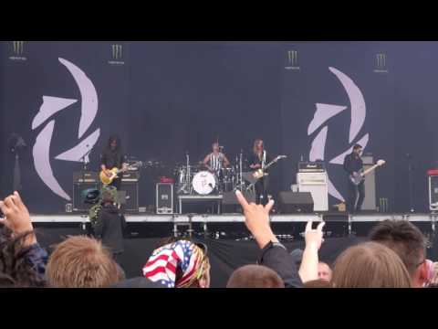 Halestorm - Mz. Hyde (Download Festival, 2016.06.12)