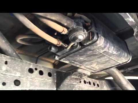 Toyota Sequoia EVAP code