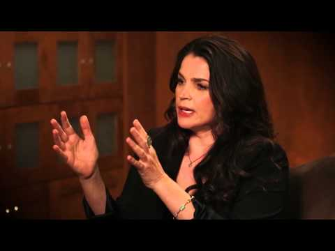 Actress Julia Ormond discusses fight to end human trafficking