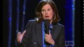 Paula Poundstone - Look What The Cat Dragged In 2006 standup