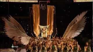 Madonna Video - Madonna - Vogue (Super Bowl XLVI Halftime Show - 05/02/12) - HDTV 1080p