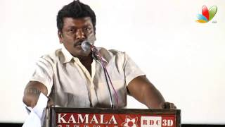 Jannal Oram - Parthiban Funny speech at Jannal Oram Audio Launch | surya, Vimal, Vidharth, Poorna | Tamil Movie