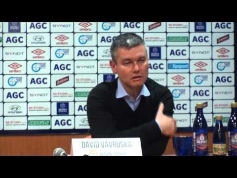 Tisková konference trenéra FK Teplice po utkání s 1. FK Příbram (13.2.2016)