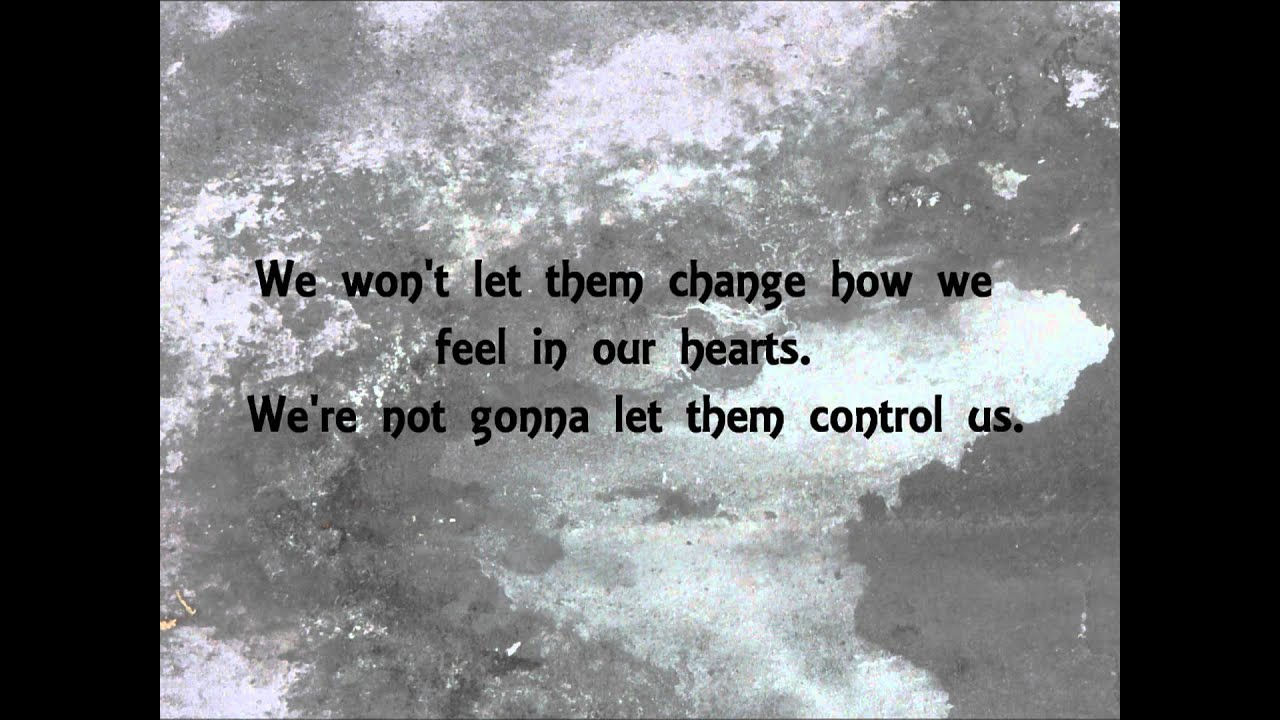 Me Against The World By Simple Plan Lyrics Youtube