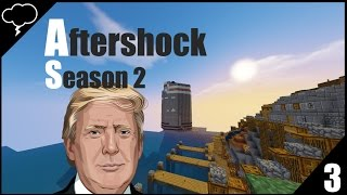 Aftershock S:2 Ep:3 // Donald Trump Troll