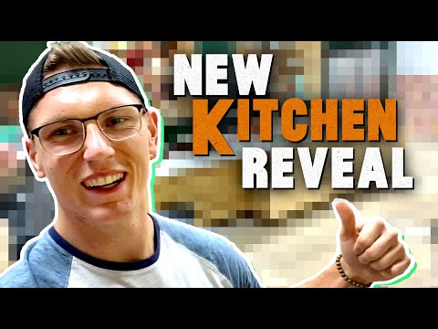 BRAND NEW MYTHICAL KITCHEN REVEAL!