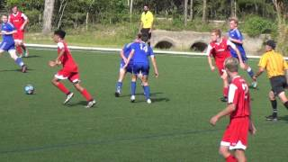 Montgomery Soccer U18 Spring 2017 - 4/9/2017 - 2nd Half - Part 1 of 2