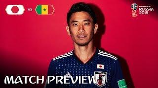 Shinji Kagawa (Japan) - Match 30 Preview - 2018 FIFA World Cup™