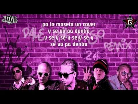 Watussi Ft. Jowell, Ñengo Flow, Voltio Y Jq - Dale Pal Piso Remix + Letra 2011 Hd video