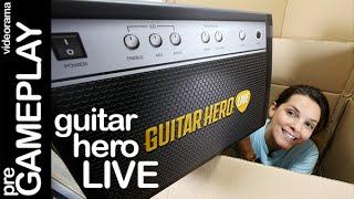 Guitar Hero Live unboxing en español