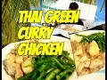 How To Cook Your Thai green curry chicken recipe by | Chef Ricardo Cooking
