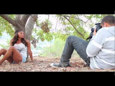 KD Aubert behind the scenes: Day & Night