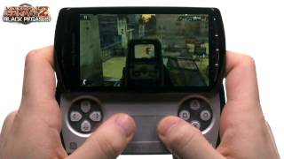 Xperia PLAY - Exclusive look on our 10 games!