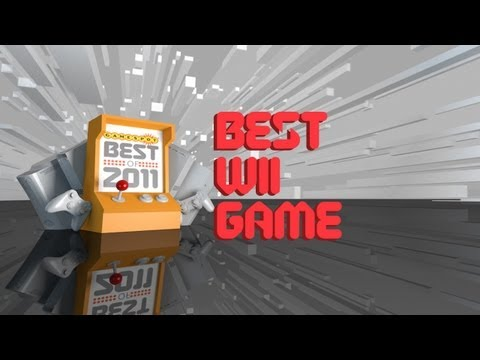 Winner: Best Wii Game of 2011
