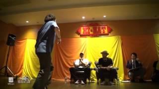 Sacche vs YUKA Best8_01 | Pop Side 2017.07.09 | UGcrapht×GrooveLineSendai