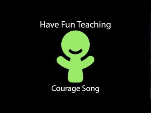 Courage Song by Have Fun Teaching (Songs for Kids)