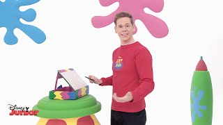 Art Attack - Drawing Board - Official Disney Junior UK HD