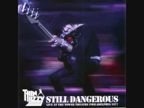 Thin Lizzy - Baby Drives Me Crazy ( Live )  9/10