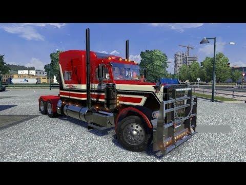 ETS2 Peterbilt 389 (Euro Truck Simulator 2)