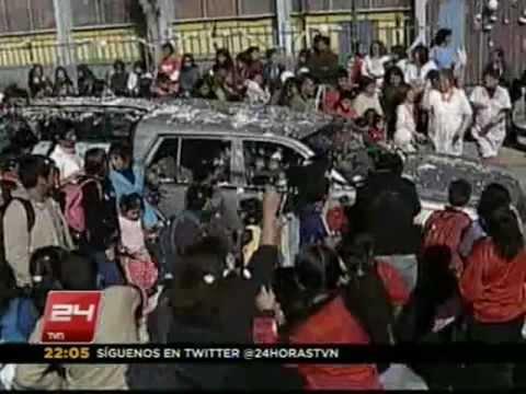 La historia de las animitas más famosas de Chile 24 HORAS TVN 2012