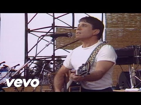 The Boy In The Bubble (Live from The African Concert, 1987)