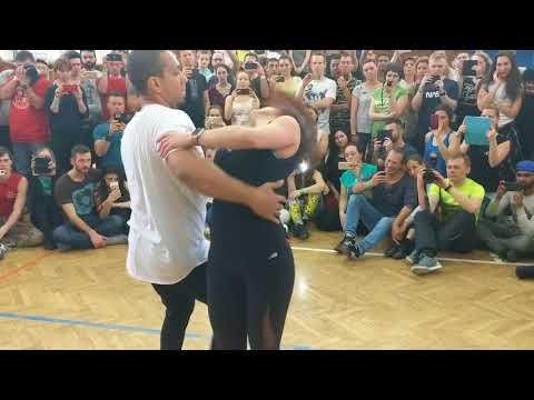 PZC2018 Workshop ACD-1 with Larissa & Kadu ~ video by Zouk Soul