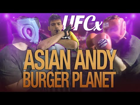 FIGHTING MY FANS - UFCx BOXING EVENT