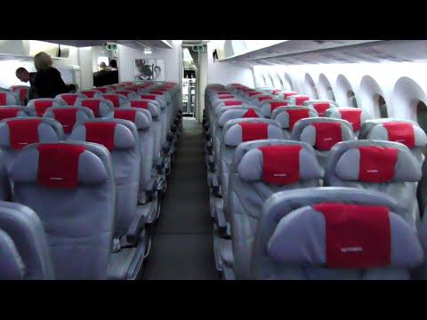 TRIP REPORT: Norwegian Boeing 787-8 Dreamliner Los Angeles - Oslo (Economy Class) |FlightExperience