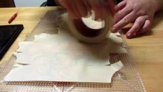 Perler bead masking tape method Part 2
