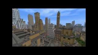 Minecraft | New York | Download Map