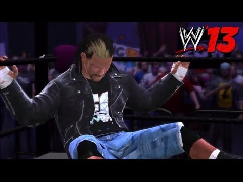 WWE '13 Community Showcase: Raven (PlayStation 3)