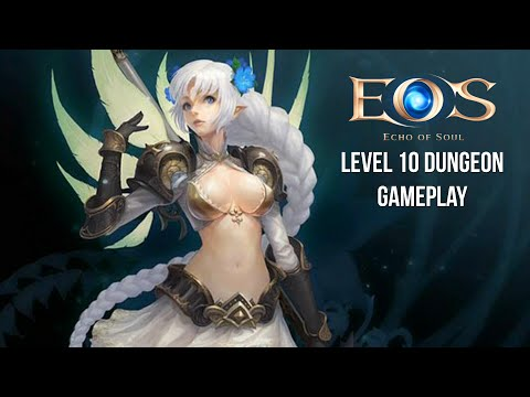 Echo of Soul (Free MMORPG): Level 10 Dungeon Gameplay