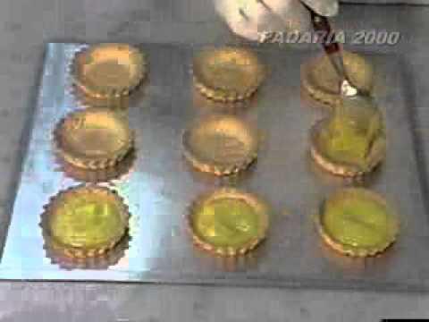 PADARIA 2000 - Torteletas de Limão