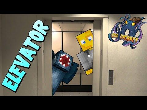 Minecraft - Crazy Craft 2.2 - Elevator! [31]