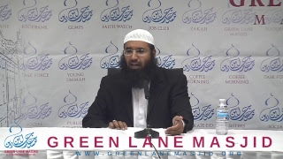 Video: With the Prophets: Adam - Zakaullah Saleem (GLM)