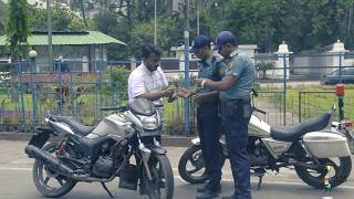 PROTECT OUR NATION | SAY NO TO BRIBE | BANGLADESH POLICE | BRIGHT SPARKS.